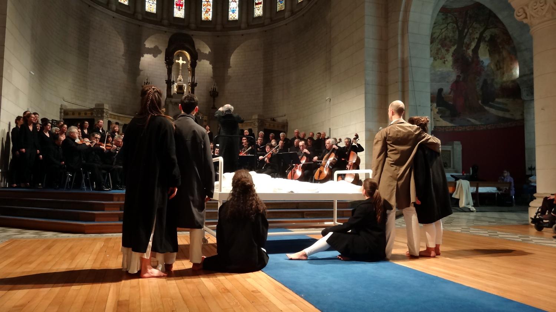 Requiem de Mozart & danse, Sprezzatura et cie 121.